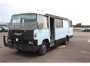 Автобусы HINO